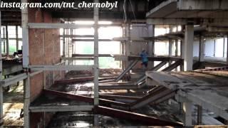 Прыжок Кристины Казинской (Аня) Видео со съемок Чернобыль.Зона отчуждения(, 2015-06-29T06:13:11.000Z)