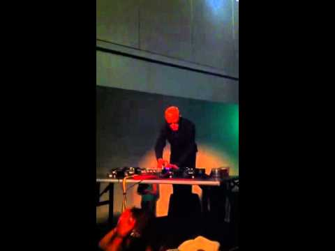 DAVID J , Live DJ Set @Museum of Contemporary Art.