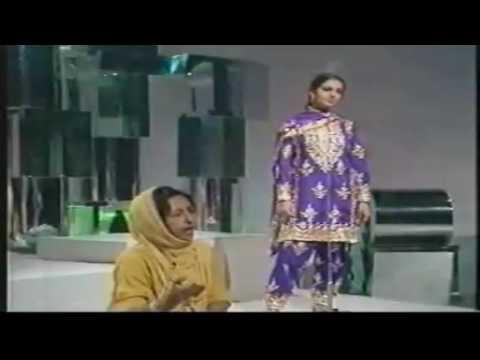 BBC Live Urdu Malika Pukhraj ,Tahira Syed Abhi To Main Jawan Hoon
