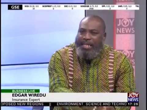 Business Live on JoyNews (11-12-18)