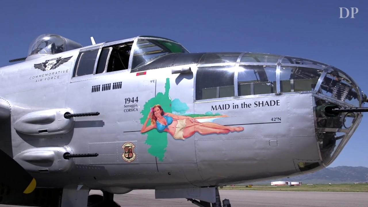 Iconic WWII B-25 Mitchell