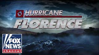 Live: Tracking Hurricane Florence 2018