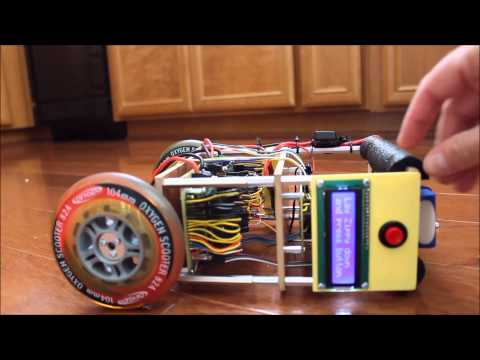 Zippy Pt II: Arduino Nano Balancing Robot Upgrades