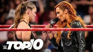Becky Lynch s scorching mic moments WWE Top 10 Aug 26 2021