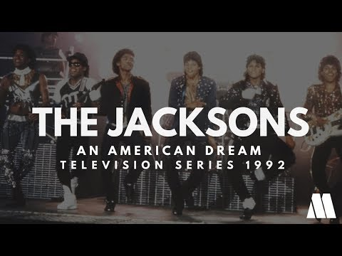 The Jacksons: An American Dream Television Series  1992