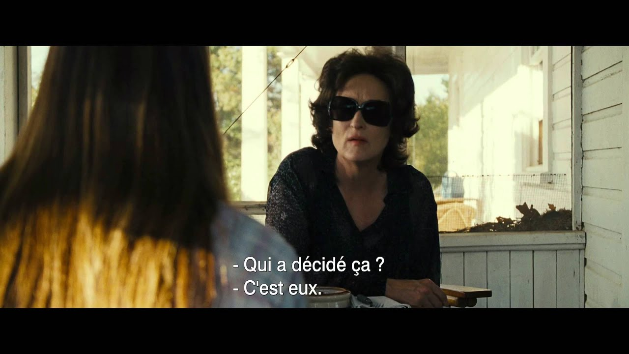 UN ÉTÉ A OSAGE COUNTY - Extrait 4 - VOST - Avec Meryl Streep et Julia Roberts