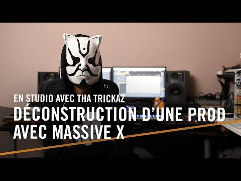 En studio avec Tha Trickaz : Déconstruction d'une prod Bass Music avec MASSIVE X