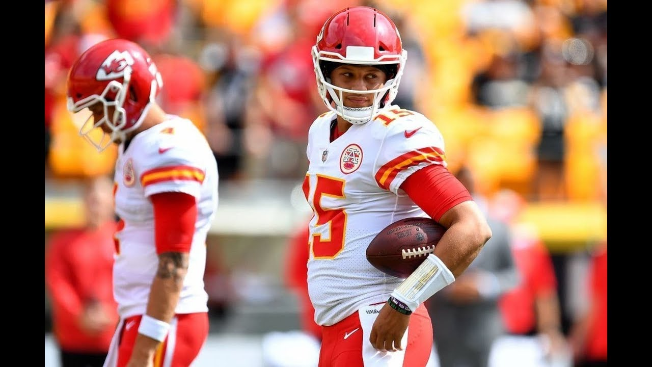 The NFL belongs to Patrick Mahomes now