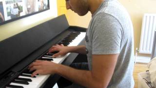 Kanye West Piano Medley - My Beautiful Dark Twisted Fantasy