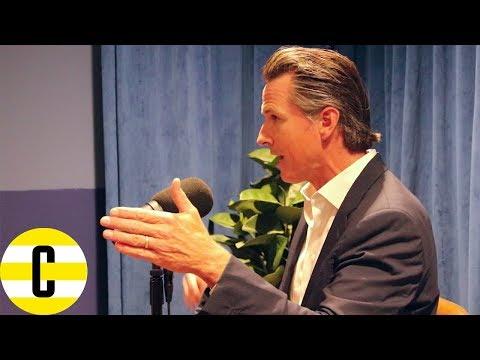 Gavin Newsom | Pod Save America full interview