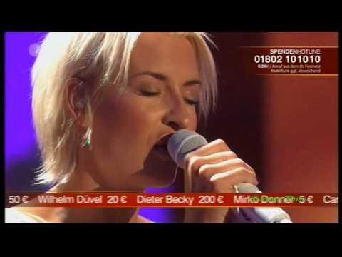 Sarah Connor - Halleluja (Live) - Für Haiti