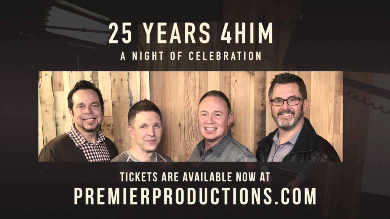 25 Years 4HIM - A Night of Cel...