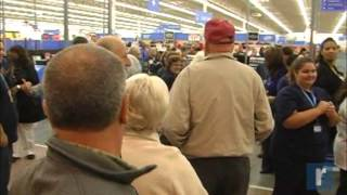 RAW VIDEO: Walmart opens in Napanoch