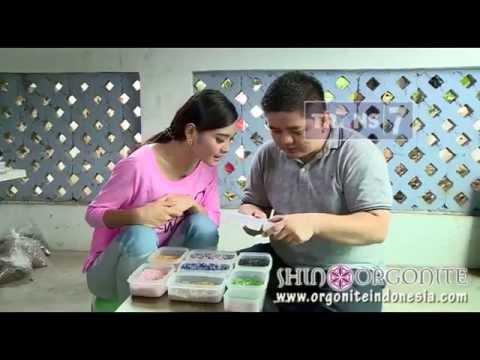 SHIN Orgonite Indonesia - Trans 7 Etalase 27 Maret 2015