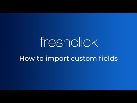 How to import custom fields into your BigCommerce Filter | FreshClick thumbnail