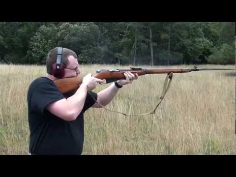 Russian M91/30 Mosin Nagant bolt action rifle in 7.62x54r
