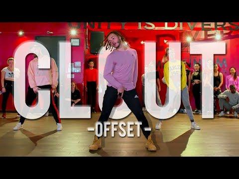 Offset - Clout ft Cardi B  Hamilton Evans Choreography