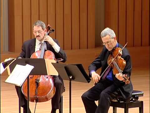 Orion String Quartet: Live from Taipei, March 2009