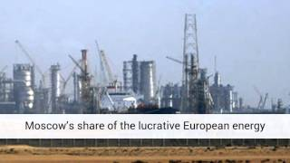 Cheap Saudi oil forcing Russia out of European market