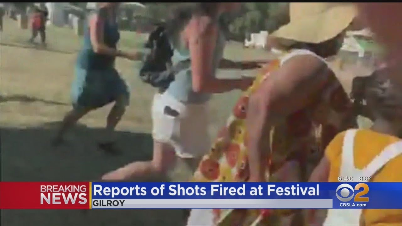 Active shooting reported at Gilroy Garlic Festival
