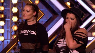 Video Descendance: Simon Asks Them To Seperate, Mother CRIES! The X Factor UK 2017 download MP3, 3GP, MP4, WEBM, AVI, FLV September 2017