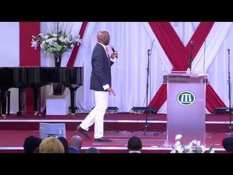 Glory House: Dr Albert Odulele - Dominion: Power of Prayer