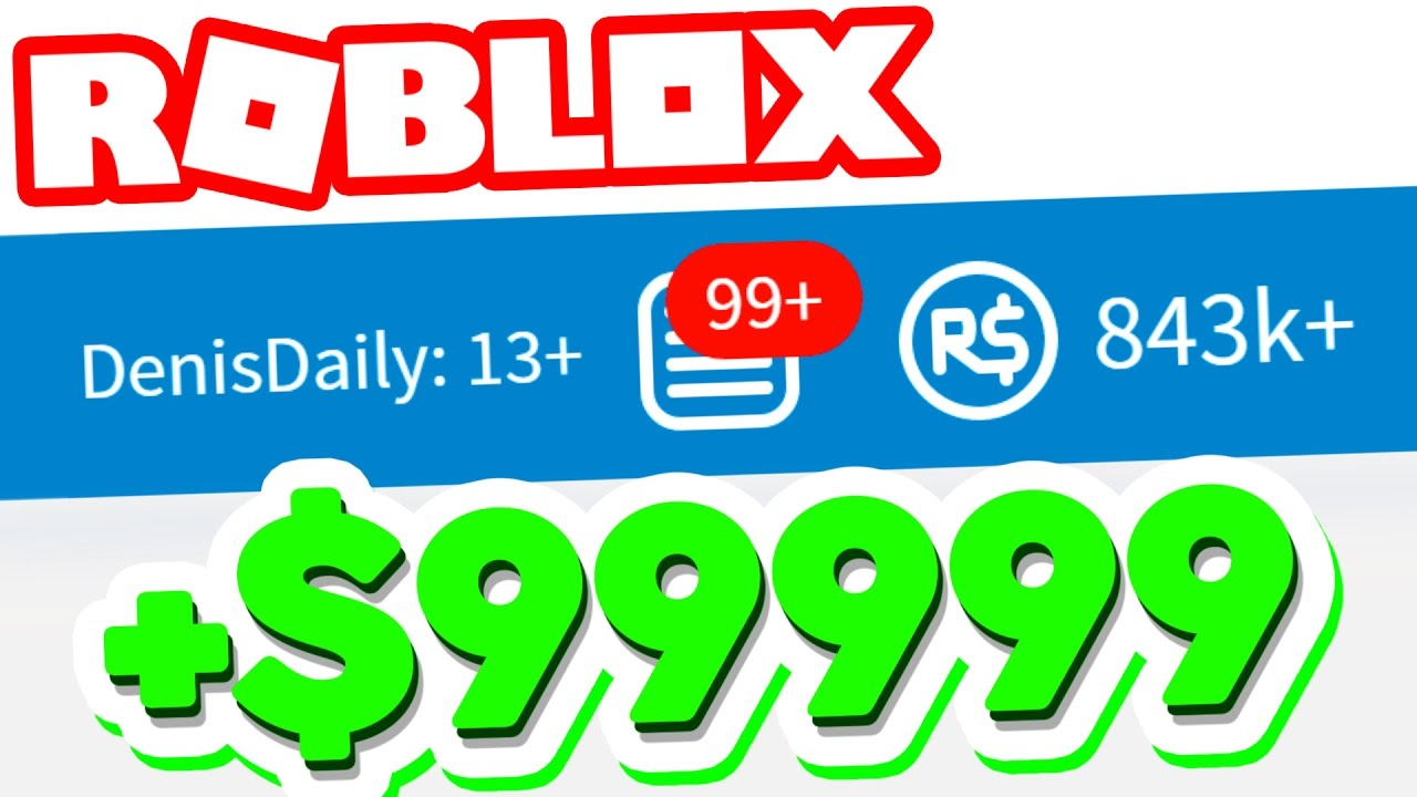 STEALING PEOPLES ROBUX IN ROBLOX