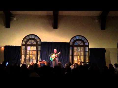 Bruce Cockburn live at Fremont Abbey