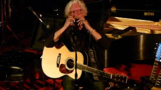 Arlo Guthrie - Little Beggar Man - Guthrie Center - Oct 5, 2012