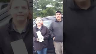 Happy customer video review Jeep Georgetown Auto Sales Ky