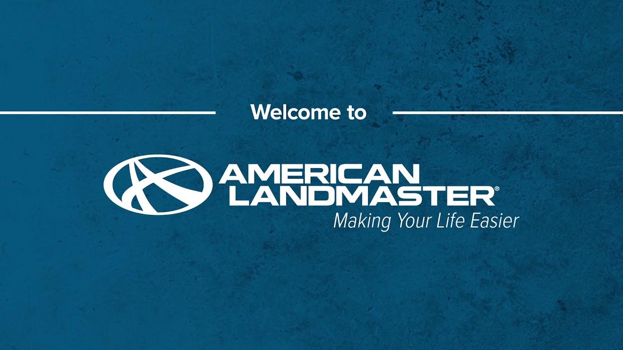 American LandMaster 2-20694 CV Tech Belt UTV