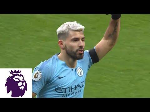 Aguero score historic 11th career PL hat trick for Man City v. Chelsea | Premier League | NBC Sports