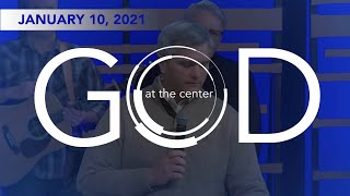 God In The Center | January 10 Live Service | Pastor Todd Reynolds