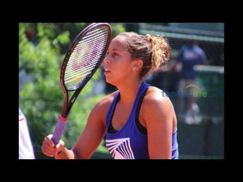 Madison Keys - June 1, 2017