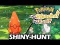 Mein ERSTER Shiny-Hunt in POKÉMON Let's Go Pikachu & Pokémon Let's Go Evoli
