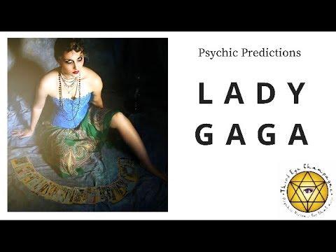 Psychic Predictions 2019 Lady Gaga