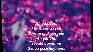 Manuş Baba - Eteği Belinde Sözleri (Lyrics Video)