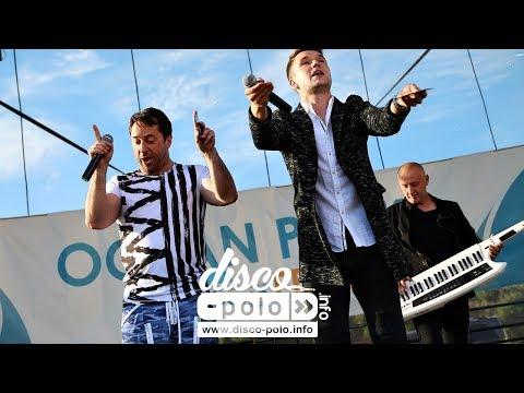 Defis & Marcin Miller - Zakochane oczy (LIVE) (Disco-Polo.info)