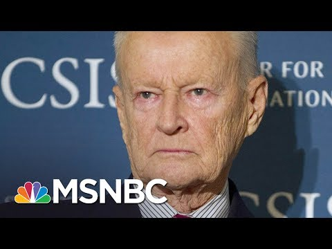Jimmy Carter: Dr. Zbigniew Brzezinski Was One Of The Best I