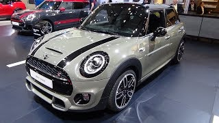 2018 Mini Cooper S 5d - Exterior and Interior - Auto Show Brussels 2018