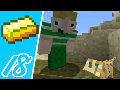 Dansk Minecraft - Pengebyen #18: HAR FÅET KILLINGER!!