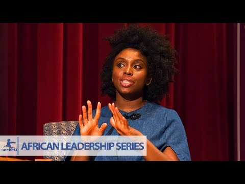 African Writer Chimamanda Honest Reactions to Trump and Racism