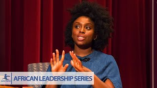 Nigerian Writer Activist Chimamanda Honest Reactions to Trump and Racism