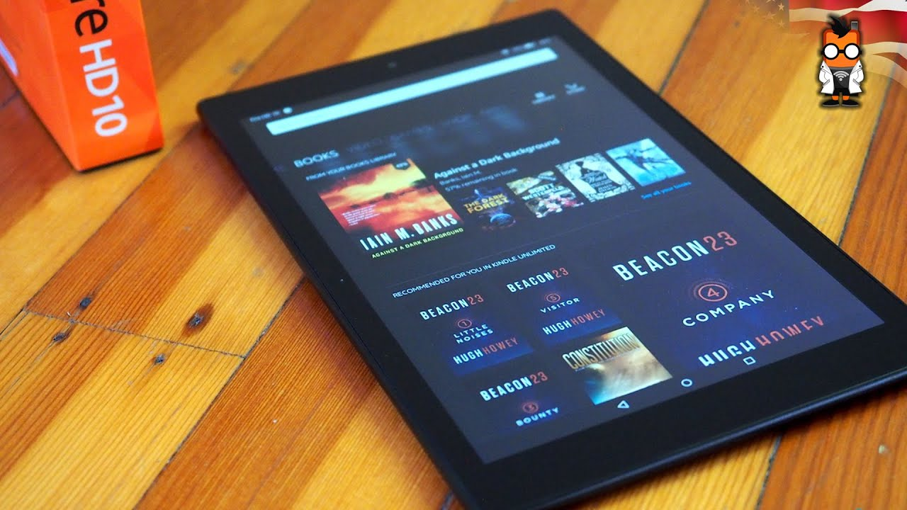 amazon fire hd 10 hands on built for amazon addicts youtube rh youtube com Kindle Fire 2nd Generation Kindle Fire 1st Generation