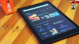 Amazon Fire HD 10 Hands On - Built for Amazon Addicts