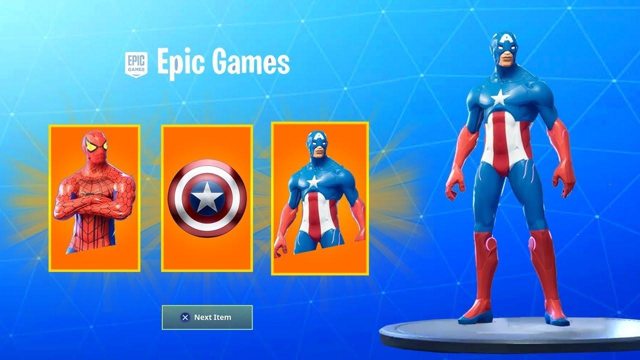 Vengadores Endgame Fortnite Skins Fortnite Free 2k V Bucks