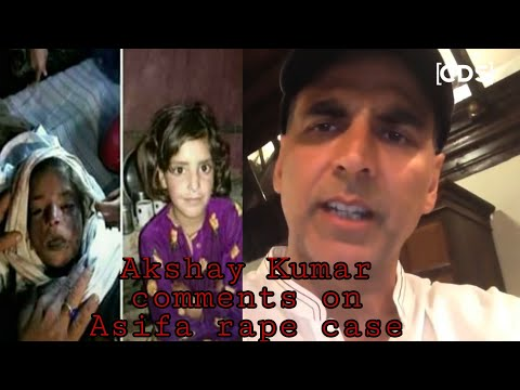 Akshay Kumar Gets Angry On Asfiya Bano Rape Case | Rapists Should Be Handed Till Death | Fit Guide