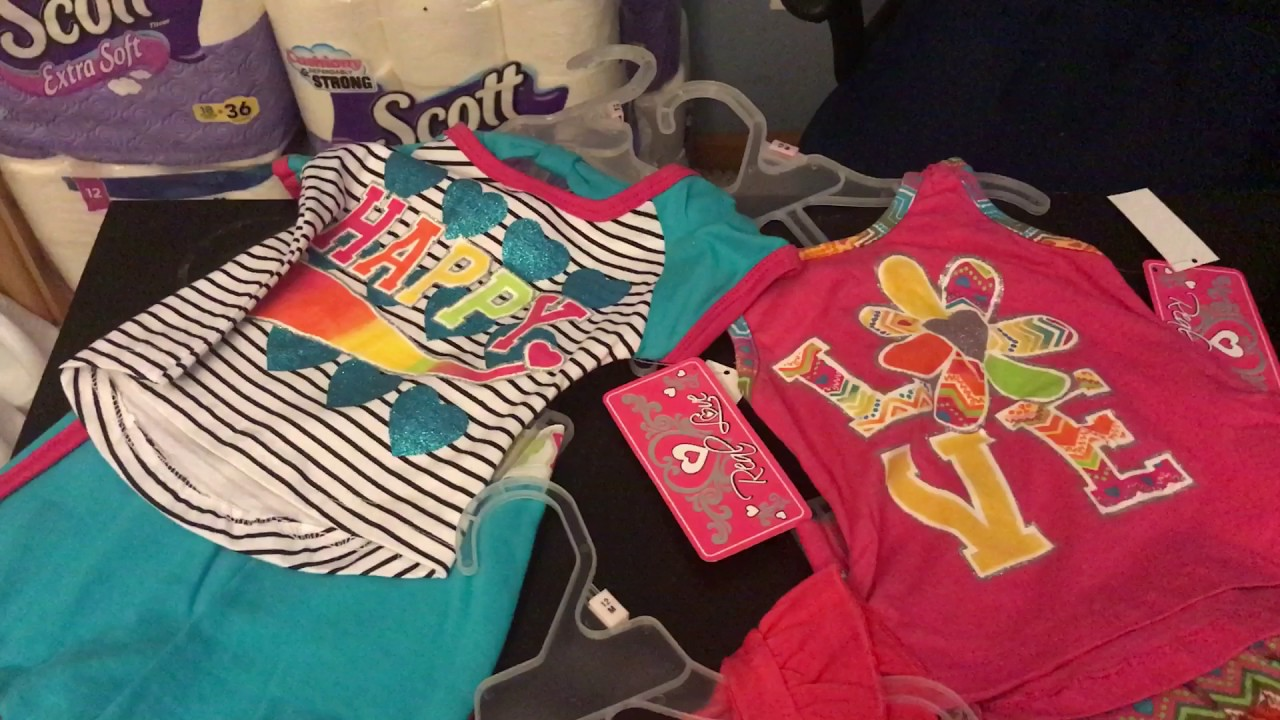 Another 5 Off 25 Dollar General B1g1 Free On Kids Clothes Yellow Dot