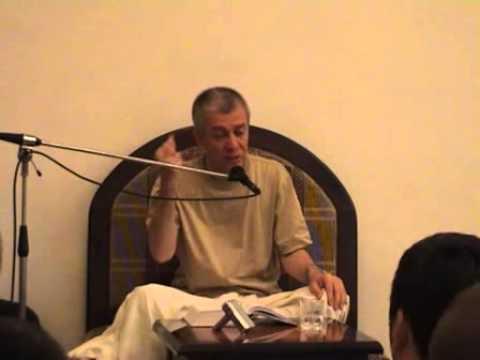 Бхагавад Гита 2.59 - Чайтанья Чандра Чаран прабху