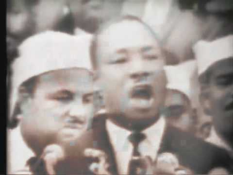 I Have A Dream - Martin Luther King Jr. vs. Time (Inception)